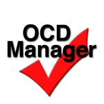 OCD Manager - iPhone app